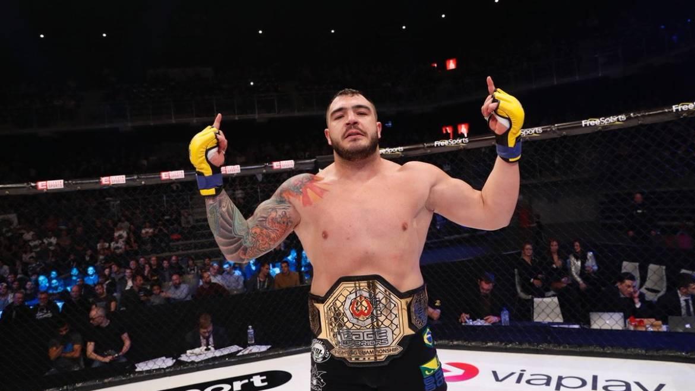 Lo sport come stile di vita e riscatto sociale: intervista al campione del mondo di MMA, Mauro Cerilli